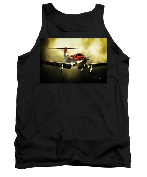 T Tale Tank Top by Paul Job