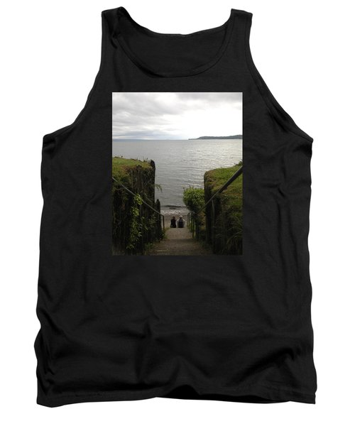 Take In The View Tank Top