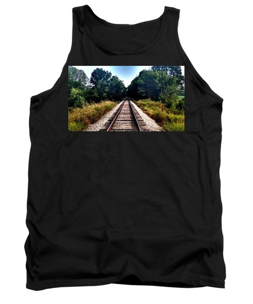 Tank Top featuring the photograph Take Me Home by Chris Tarpening