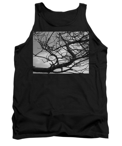 Tangled By The Wind Tank Top
