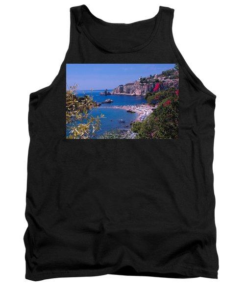 Taormina Beach Tank Top