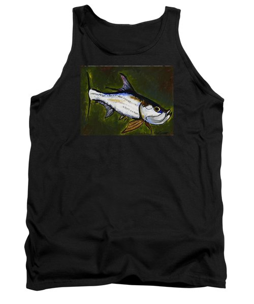 Tarpon Fish Tank Top