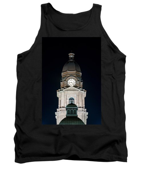 Tarrant County Courthouse V2 020815 Tank Top