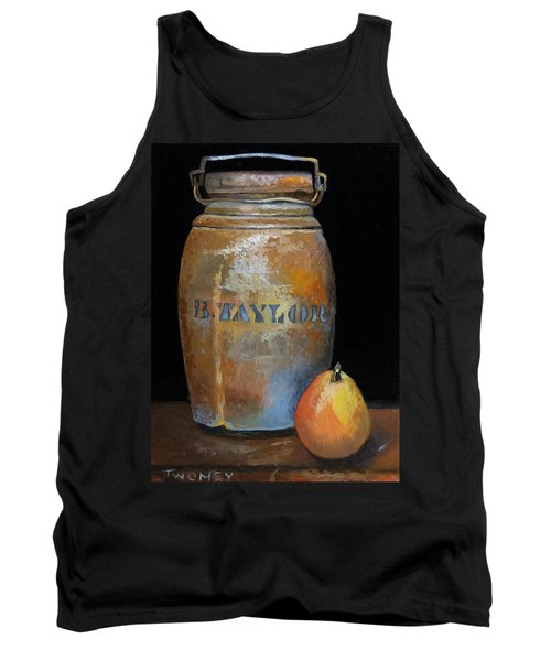 Taylor Jug With Pear Tank Top