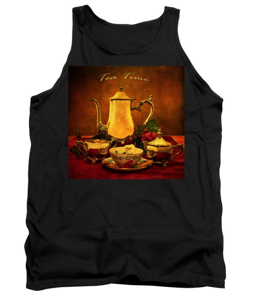 Tea Time Tank Top