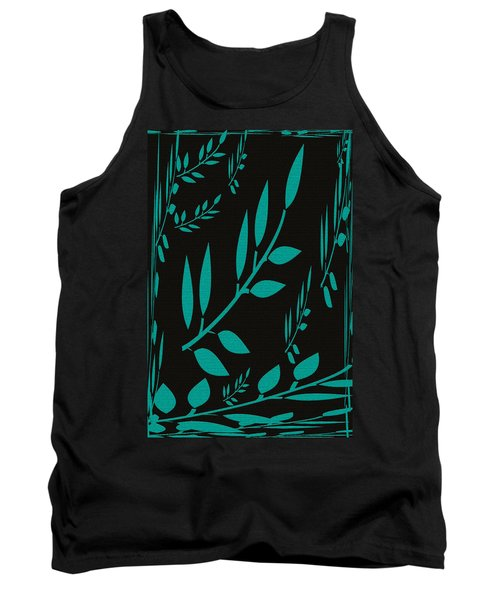 Teal Treasure Tank Top by Aimee L Maher Photography and Art Visit ALMGallerydotcom