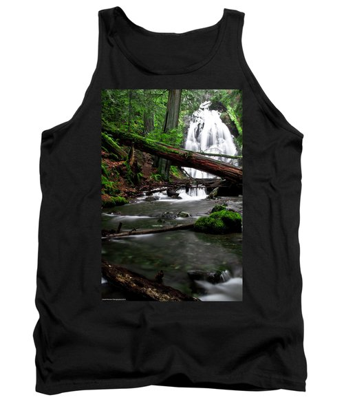 Temperate Old Growth Tank Top