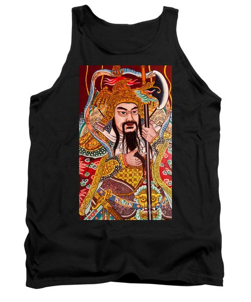 Temple Door 03 Tank Top