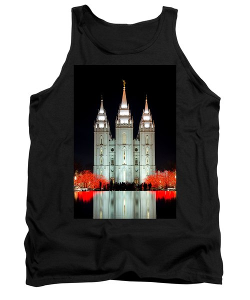 Temple Lights Tank Top