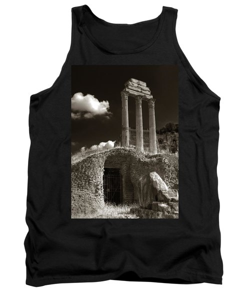 Temple Of Castor And Polux Tank Top