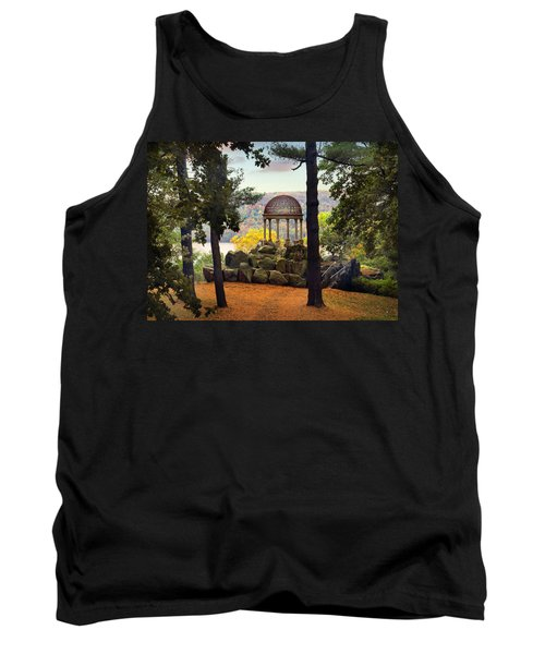 Temple Of Love In Autumn Tank Top
