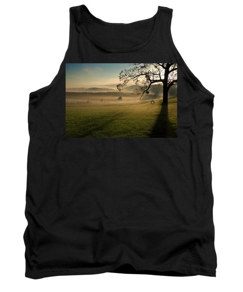 Tennessee Landscape Tank Top by Melinda Fawver