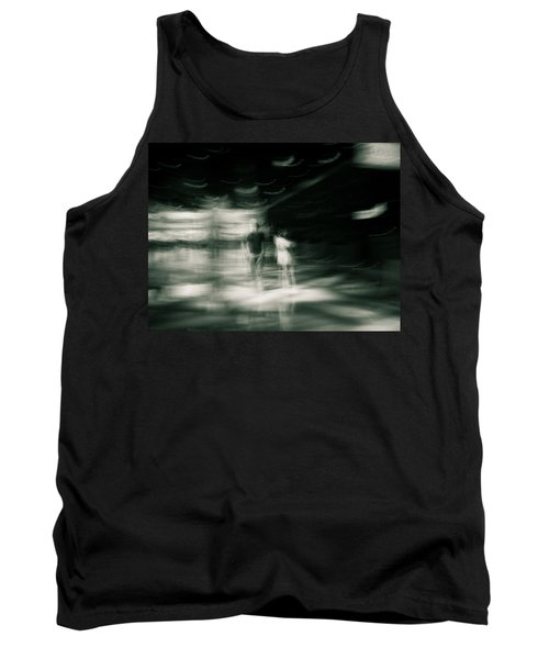 Tank Top featuring the photograph Tension by Alex Lapidus