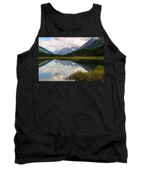 Tern Lake Alaska Tank Top