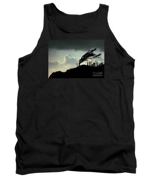 Tank Top featuring the photograph  The Test Of Time by Nick  Boren