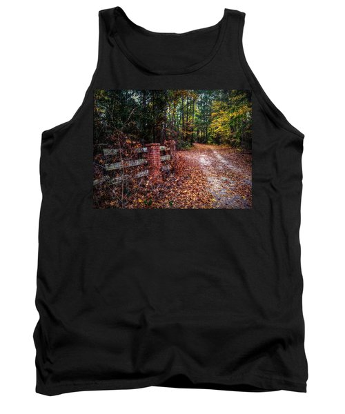Texas Piney Woods Tank Top