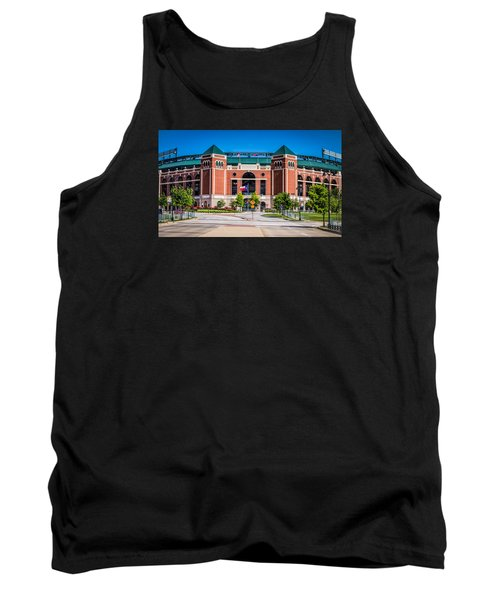 Globe Life Park In Arlington Tank Top