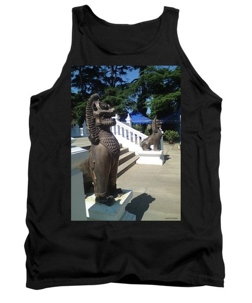 Thai Temple Steps Tank Top