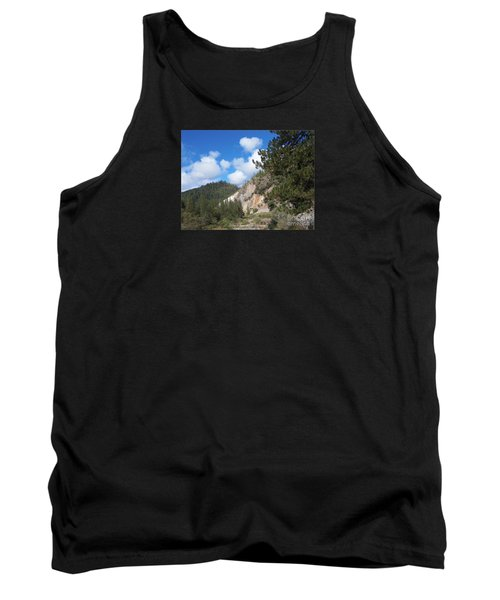 Clouds Of Hearts Tank Top by Bobbee Rickard