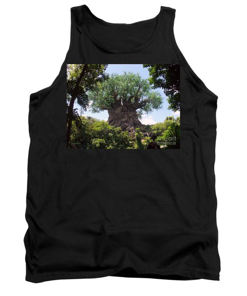 The Amazing Tree Of Life  Tank Top by Lingfai Leung