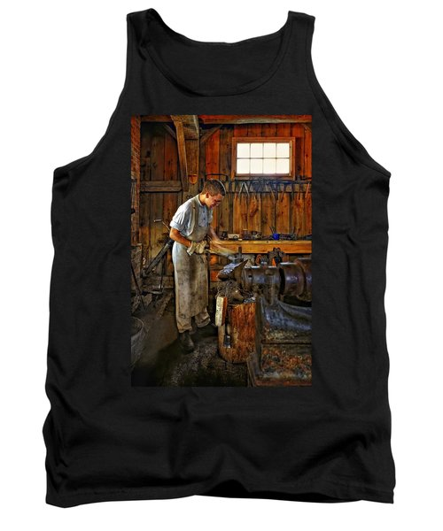 The Apprentice Hdr Tank Top