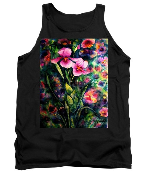 The Aroma Of Grace Tank Top by Hazel Holland