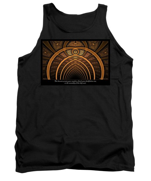 The Assembly Tank Top