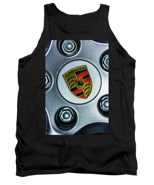 The Badge Tank Top