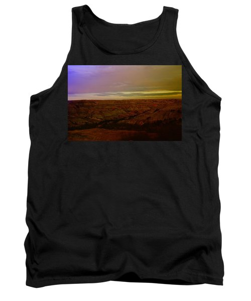 The Badlands Tank Top by Jeff Swan