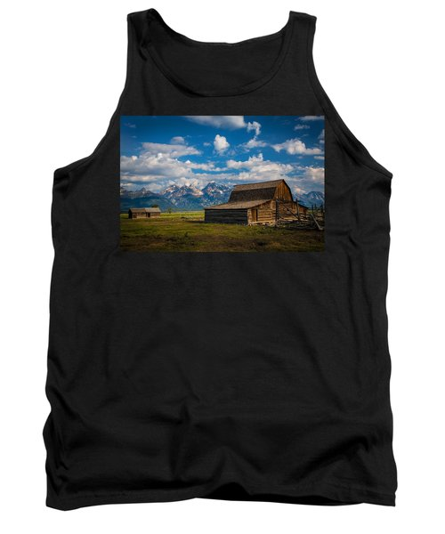 The Barn Tank Top
