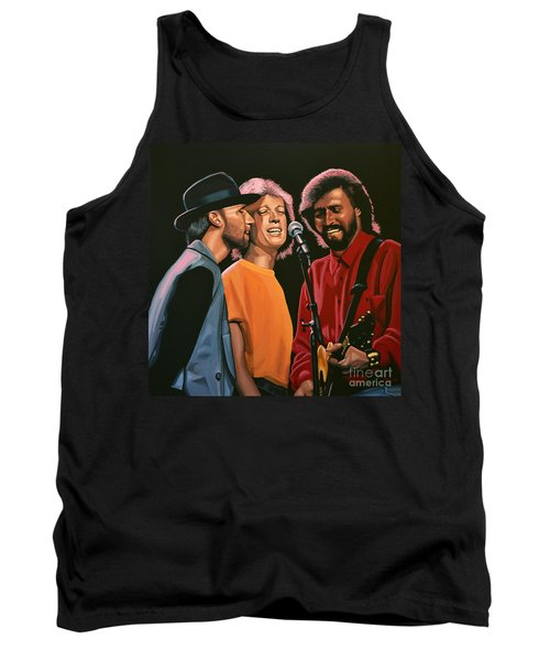 The Bee Gees Tank Top