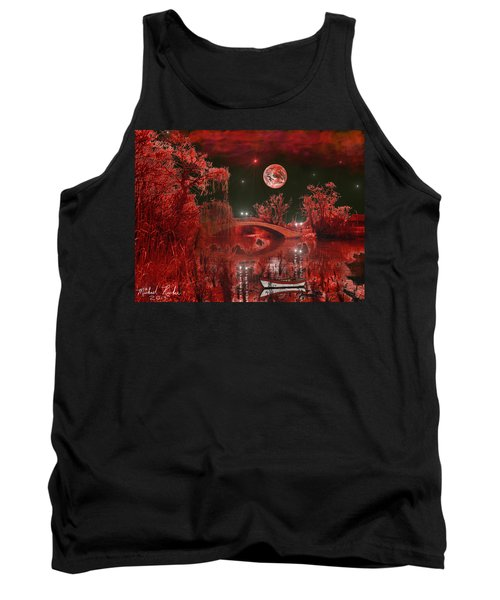The Blood Moon Tank Top
