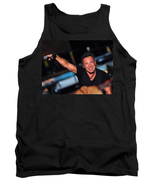 The Boss Tank Top by Rafa Rivas
