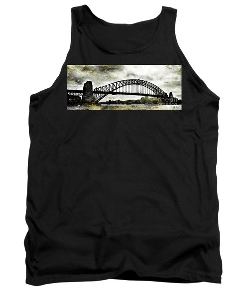 The Bridge Spattled Tank Top