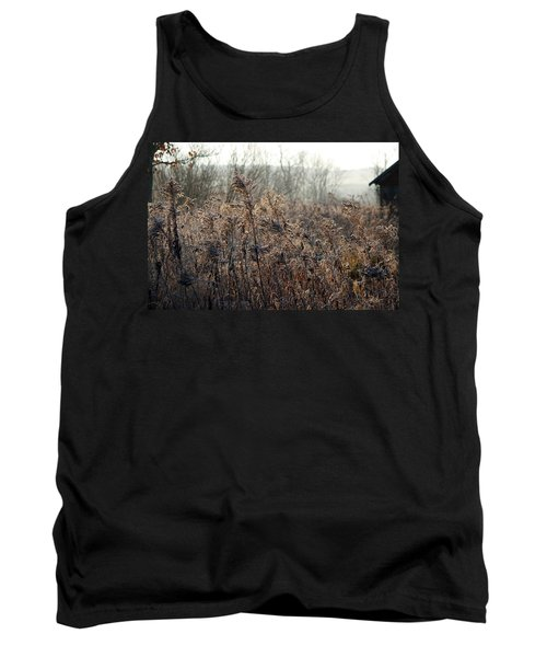 The Brown Side Of Winter Tank Top