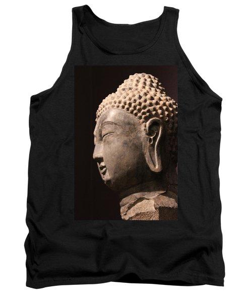 The Buddha 2 Tank Top by Lynn Sprowl