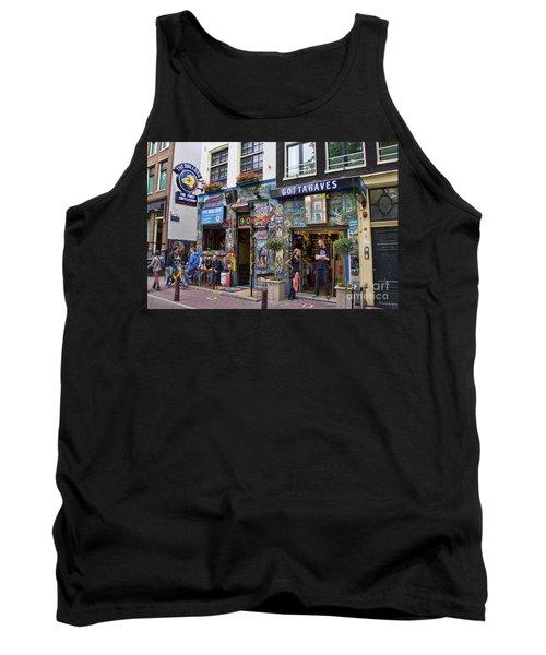 The Bulldog Coffee Shop - Amsterdam Tank Top
