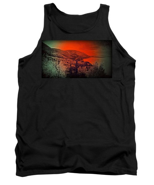 The Cabot Trail Tank Top by Jason Lees