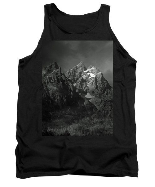 Tank Top featuring the photograph The Cathedral Group by Raymond Salani III