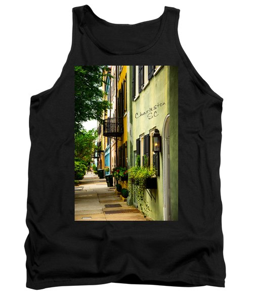 The Charm Of Charleston Tank Top