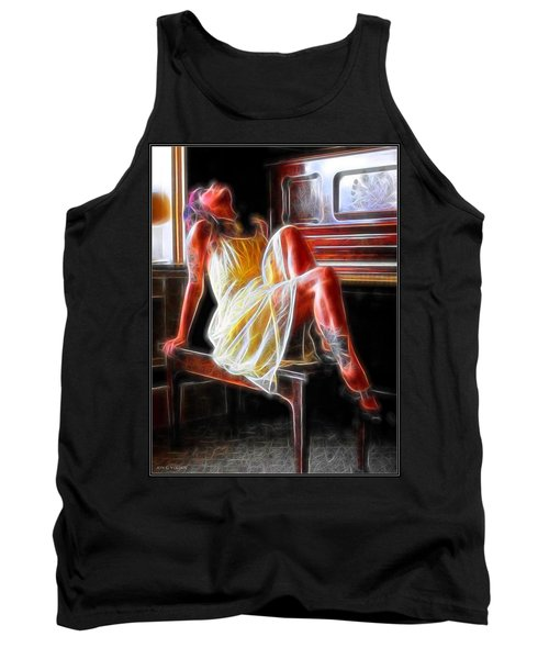 The Color Of Music Tank Top