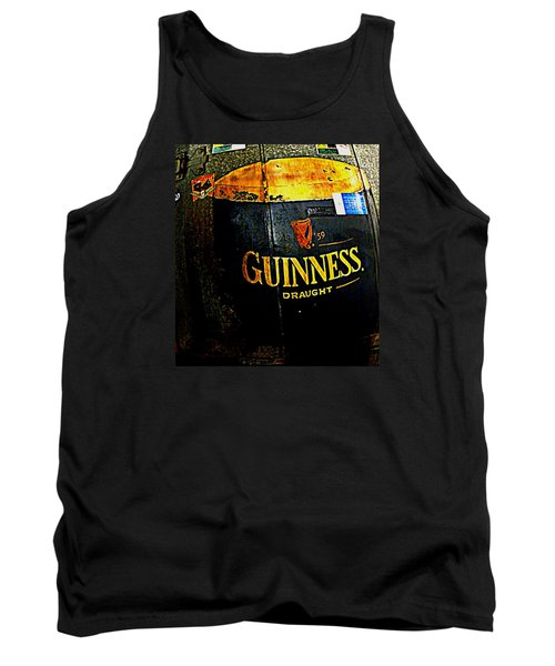 The Cooler Tank Top by Chris Berry