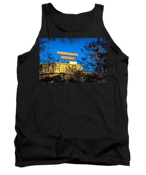 The Crockett Hotel Tank Top
