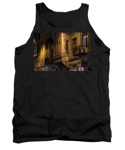 The Dark Side Tank Top by Nathan Wright