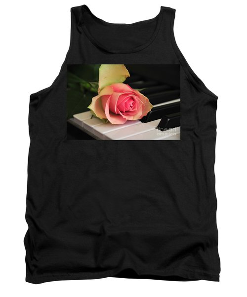 The Delicate Rose Tank Top