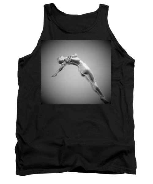 The Free Dive Tank Top by Gary Smith