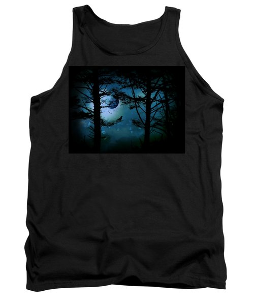 The Edge Of Twilight  Tank Top