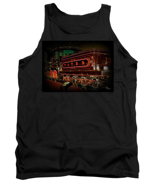 The Empire Tank Top
