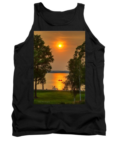 The End Of A Perfect Day Tank Top