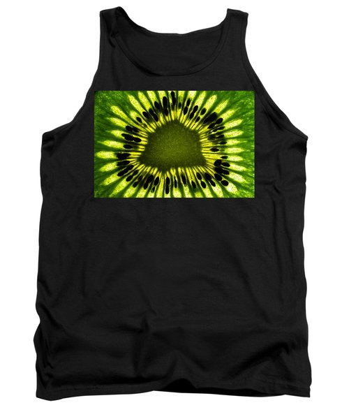 Tank Top featuring the photograph The Eye by Gert Lavsen